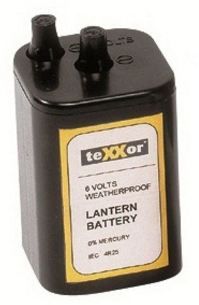 BIG-TEXXOR-Batterie 6 Volt, 7AH