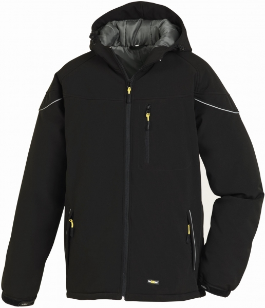 BIG-TEXXOR-Winter-Softshell-Jacke, Vail, schwarz
