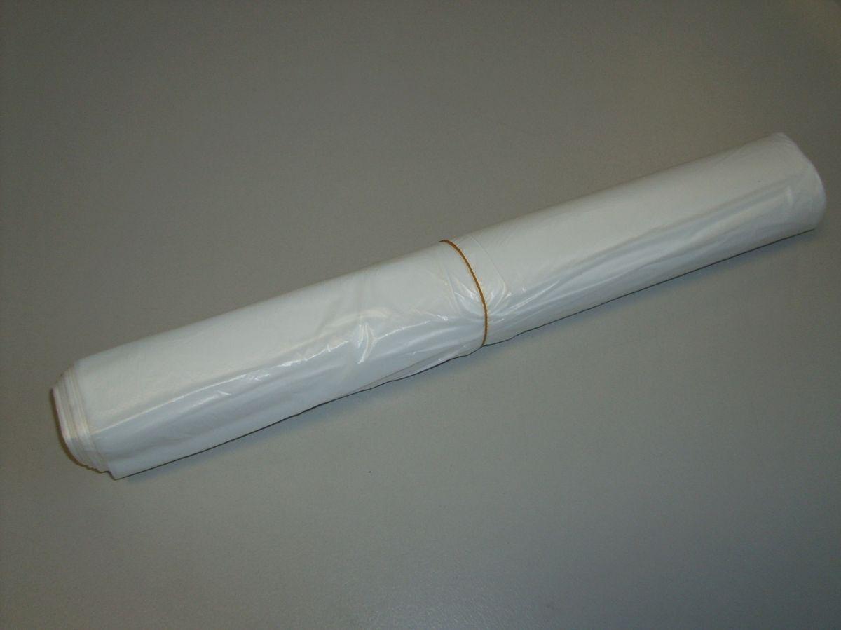 m llbeutel wei mit zugband ca 30 l ve 27 rollen 25 st ck. Black Bedroom Furniture Sets. Home Design Ideas