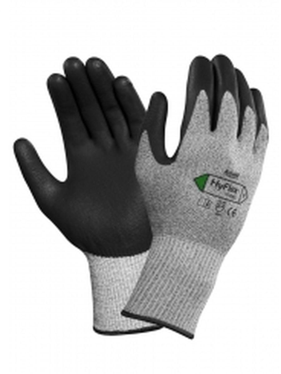 Ansell arbeitshandschuhe hyflex 11 435 grau schwarz for 11 435