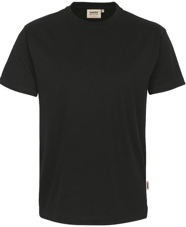 hakro workwear t shirt performance schwarz. Black Bedroom Furniture Sets. Home Design Ideas