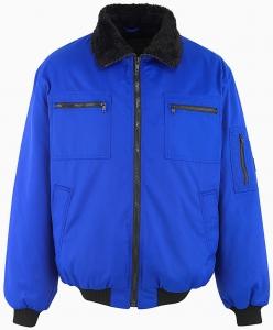 MASCOT-Winter-Pilotjacke, Alaska, ORIGINALS, 240 g/m², kornblau
