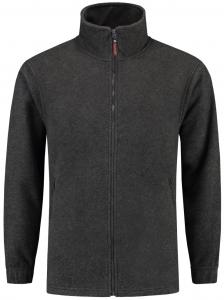 ac3addb4a6ab51 TRICORP-Fleece-Jacke, Basic Fit, 320 g/m², anthrazit meliert