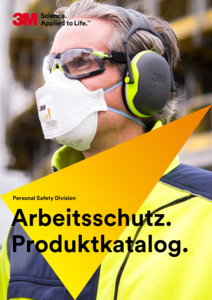 3M<br/><strong>Arbeitsschutz<br/></strong>2017/19 Logo